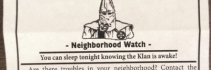 KKK-NEIGHBORHOOD-WATCH