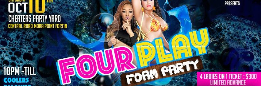 fourplayfoamparty