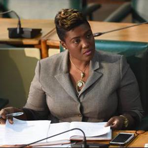 Jamaica Government Senator, Kerensia Morrison